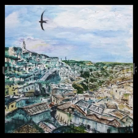 I Sassi, Matera by Julie Lovelock