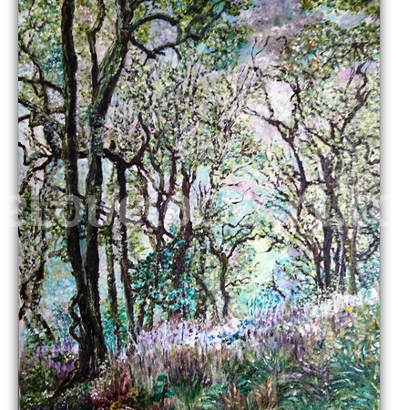 Impression of a Wood by Julie Lovelock