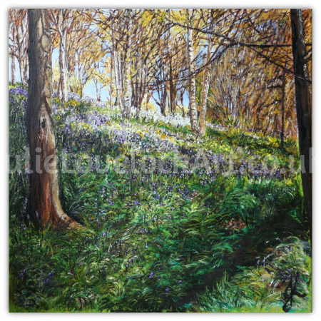 Jenny's Wood by Julie Lovelock