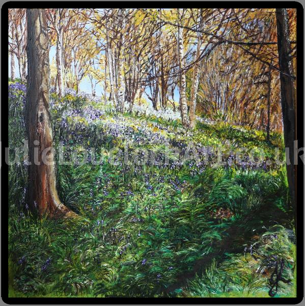 Jenny's Wood by Julie Lovelock