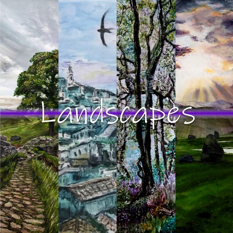 Julie Lovelock Landscapes Gallery