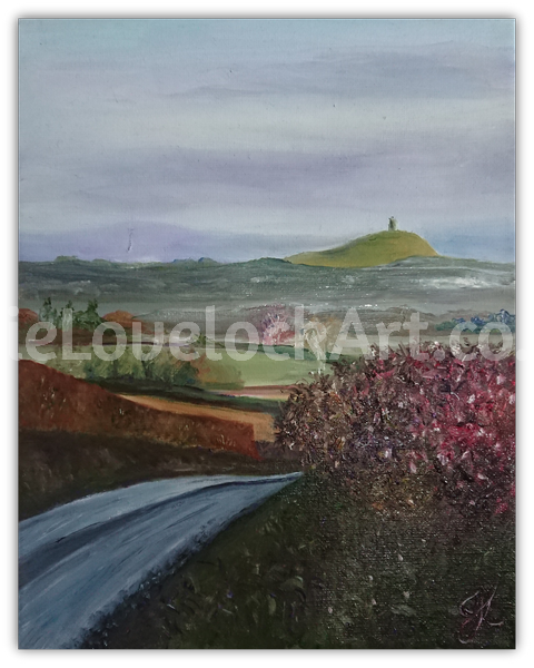 Approaching Avalon by Julie Lovelock